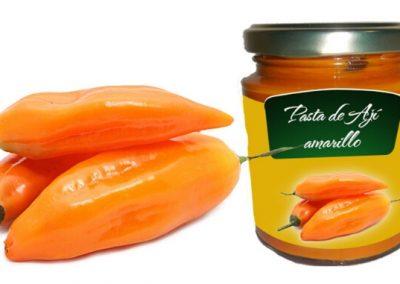 Aji Amarillo peruvian chili 6