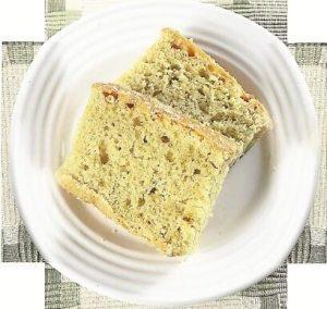 receta de pastel de chirimoya