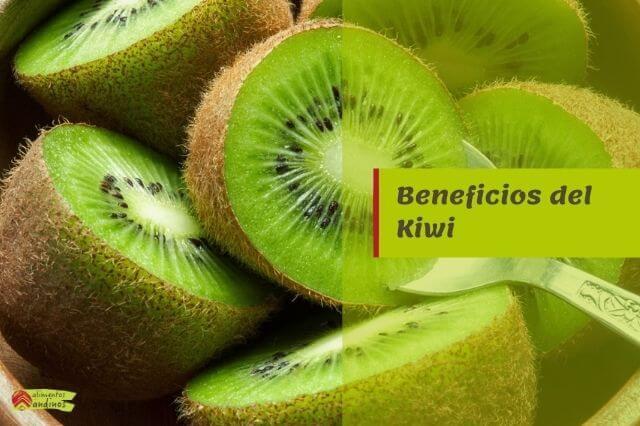 beneficios kiwi propiedades