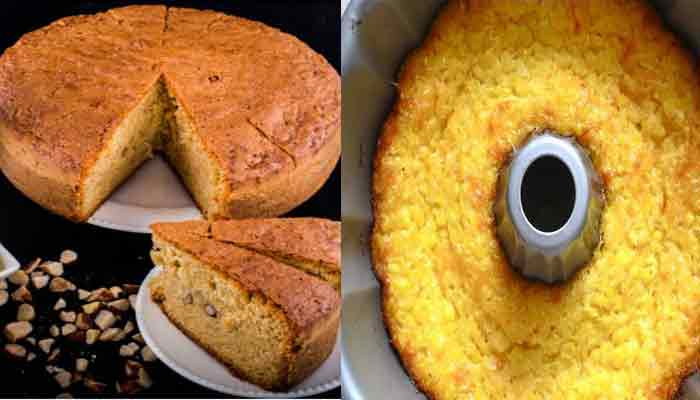 Pastel de arracacha / Cake of arracacha