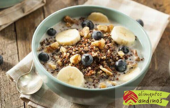 Porridge de camu camu con quinoa img