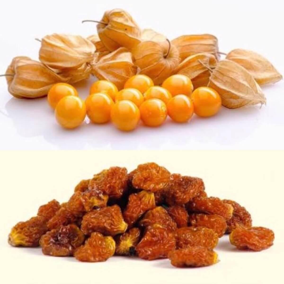aguaymanto golden berry deshidratado