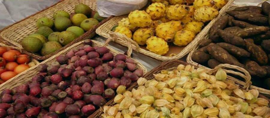 frutas andinas alimentos andinos orgánicos