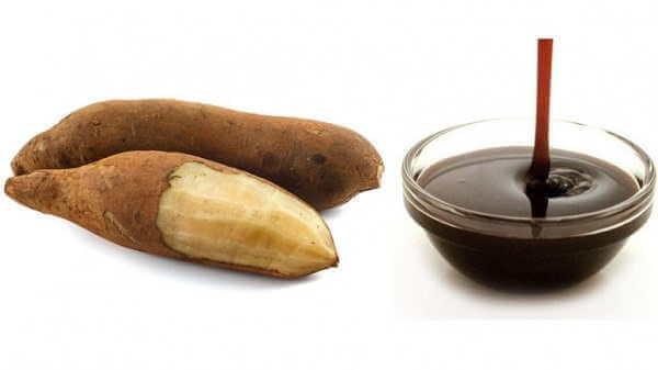 jarabe yacon syrup