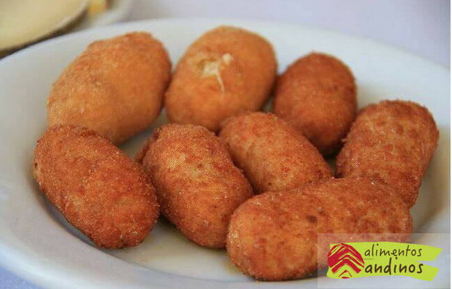 Photo of Croquetas de arracacha