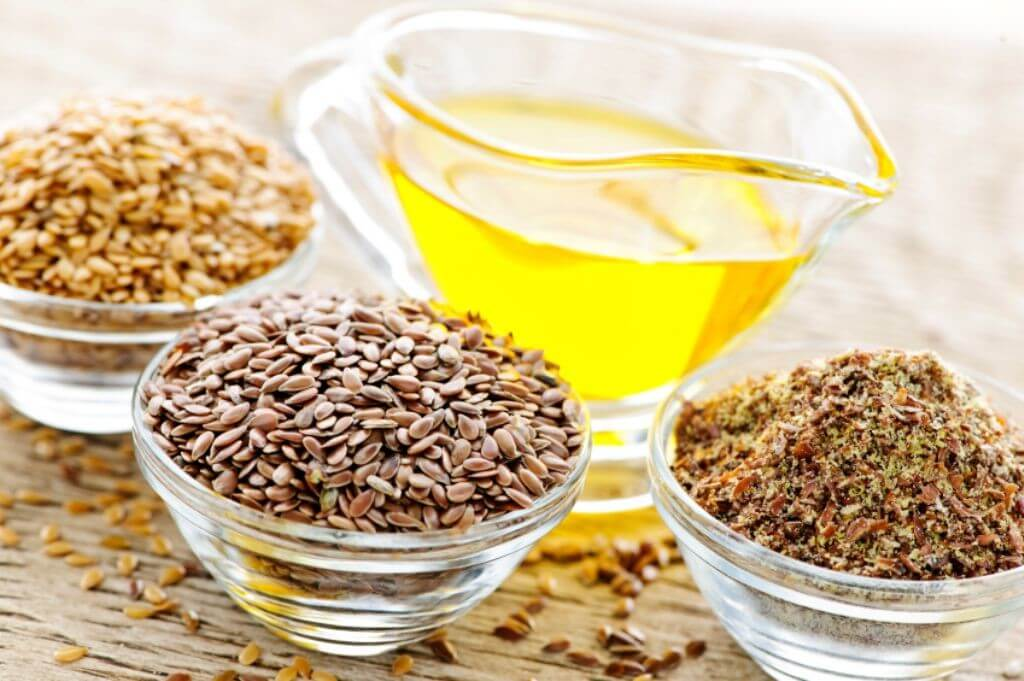 Oil Linaza o lino / linseed flax or seeds