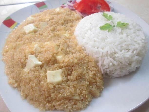 Guiso de quinoa 1