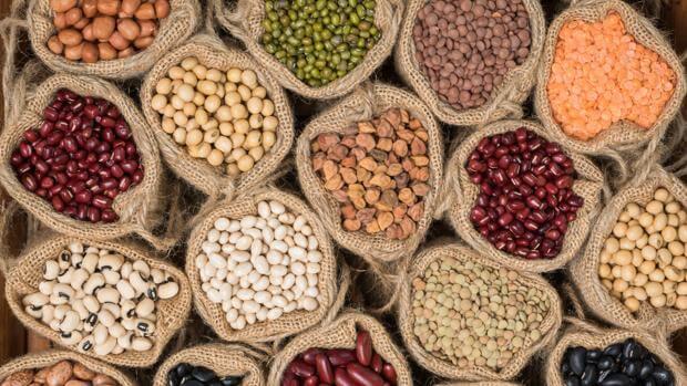 legumbres alimentos andinos orgánicos