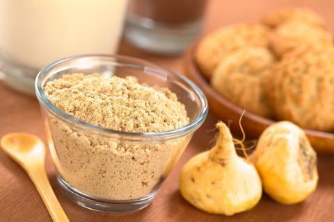ginseng maca polvo powder