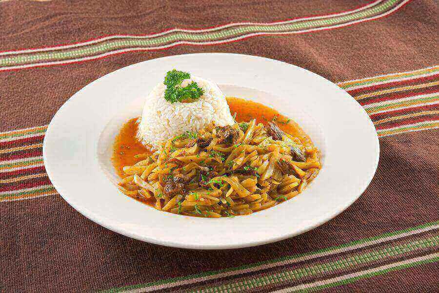 olluquito-charqui comida peruana