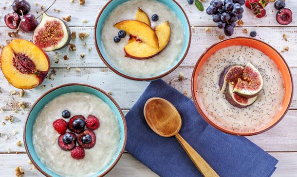 desayunos saludos peruanos porridge